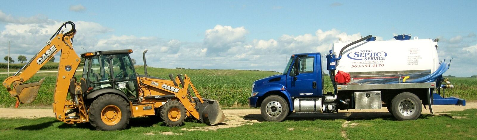 farm drainage tiling